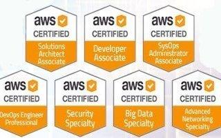 Certificações AWS